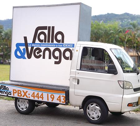 Carro Valla Lona